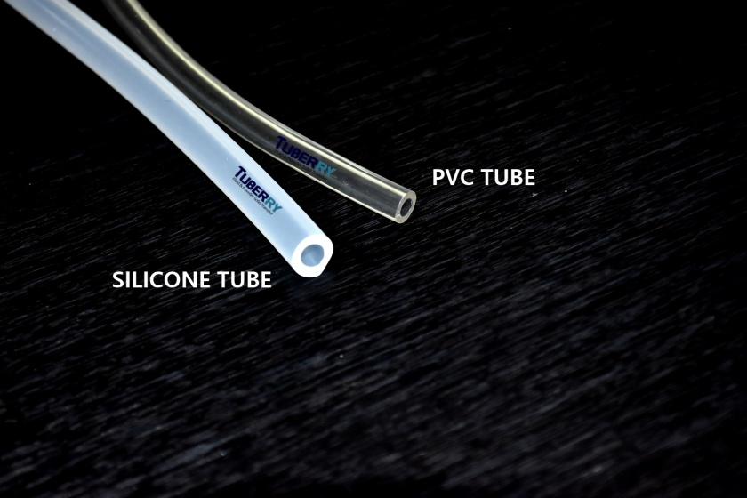 ความแตกต่างระหว่างท่อซิลิโคนและท่อ PVC.JPG